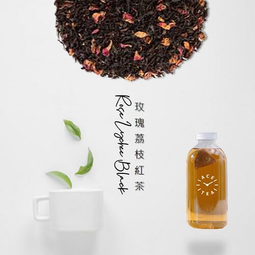 蒔宇茶_花草茶品牌 推薦_玫瑰荔枝紅茶_原片茶包