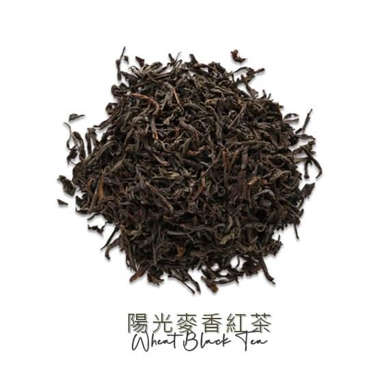 蒔宇茶_花草茶品牌 推薦_陽光麥香紅茶_原片茶包